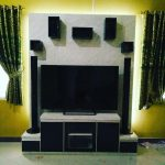 Kitchen Set TV - Lemari TV Ruang Keluarga