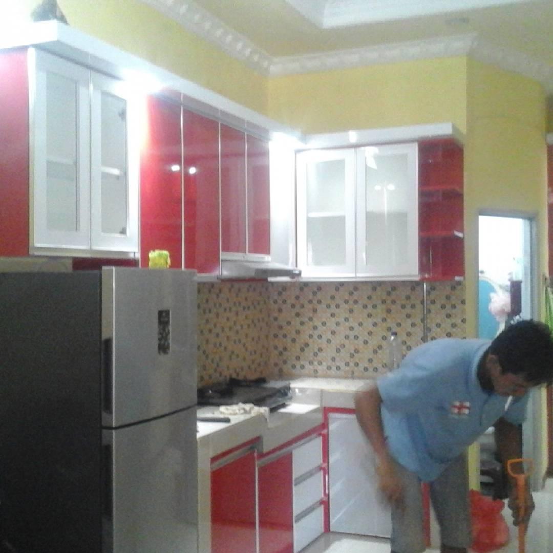 Kitchen Set Bekasi Murah Kitchen Set Sumber Rejeki