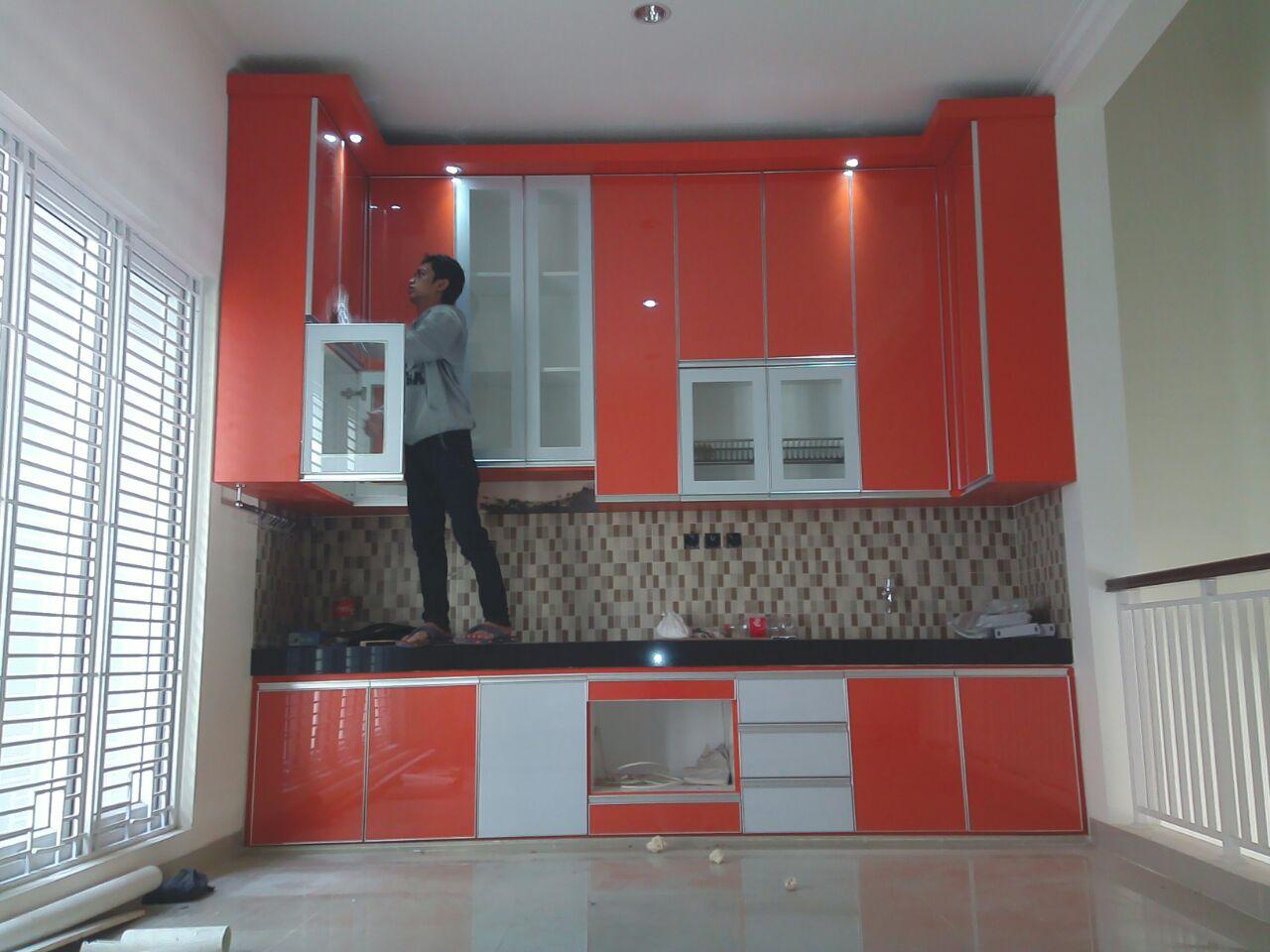 Kitchen Set Bekasi Utara Kitchen Set Sumber Rejeki
