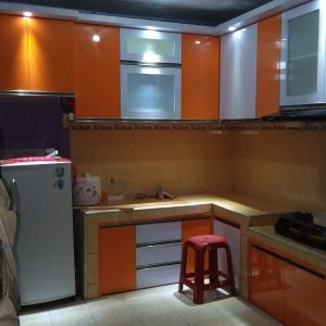 kitchen set summarecon - Kitchen Set Summarecon Bekasi