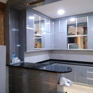 kitchen set summarecon bekasi - Kitchen Set Summarecon Mall Bekasi