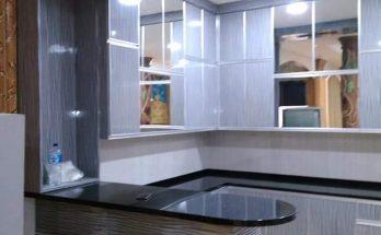 kitchen set summarecon bekasi
