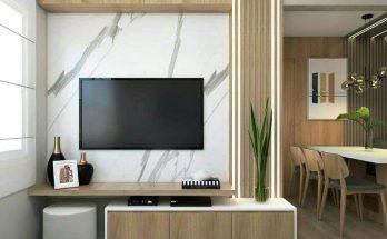 Buat Backdrop TV Bekasi