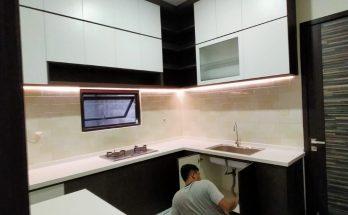 kitchen set bekasi timur