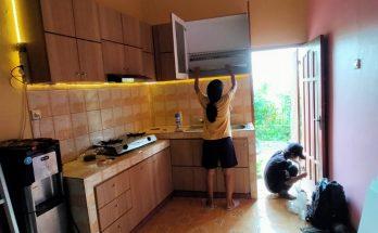 Kitchen Set Grand Wisata
